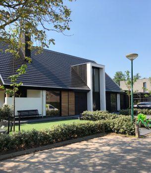 Nieuwbouw vrijstaande villa IJsselstein